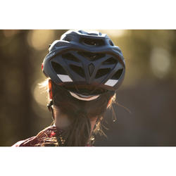 ST 500 Women's Mountain Bike Helmet - Blue/Pink