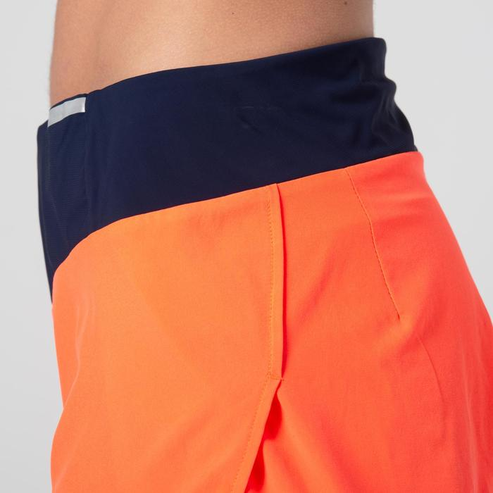 Laufshorts Kiprun Light Damen orange
