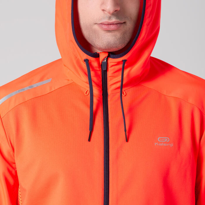 WARM-UP MEN'S ATHLETICS JACKET ORANGE