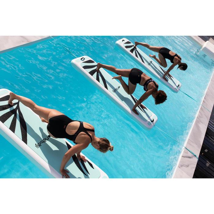 Matelas Aquatique flottant O'MAT d'Aquafitness et d'Aquagym
