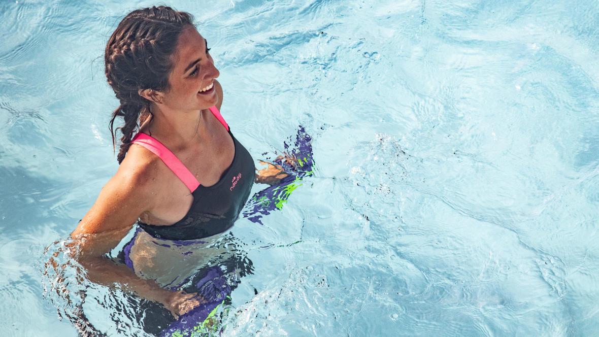 十個讓你游泳不會累的訣竅