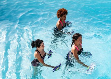 aquafitness musculation