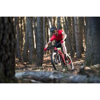 "Mountainbike XC 500 MTB 27,5"" Plus rot"