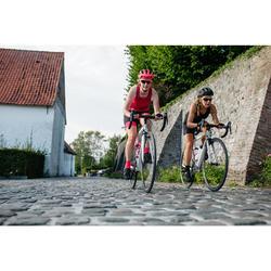 DEBARDEUR VELO ROUTE FEMME VAN RYSEL 900 NOIR