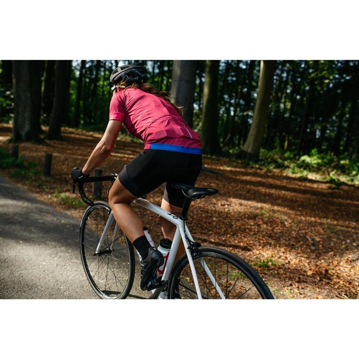 Cuissard vélo bretelles femme 900 noir