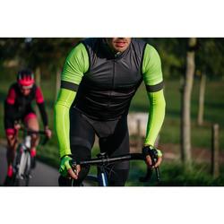 Fahrrad-Weste Rennrad Windbraker RR 900 Herren schwarz