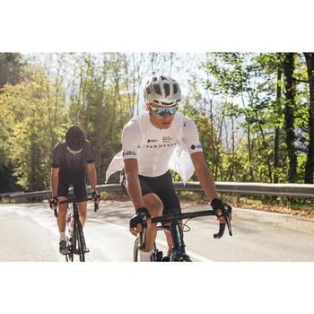 Mouwloos windjack voor op de racefiets heren Team