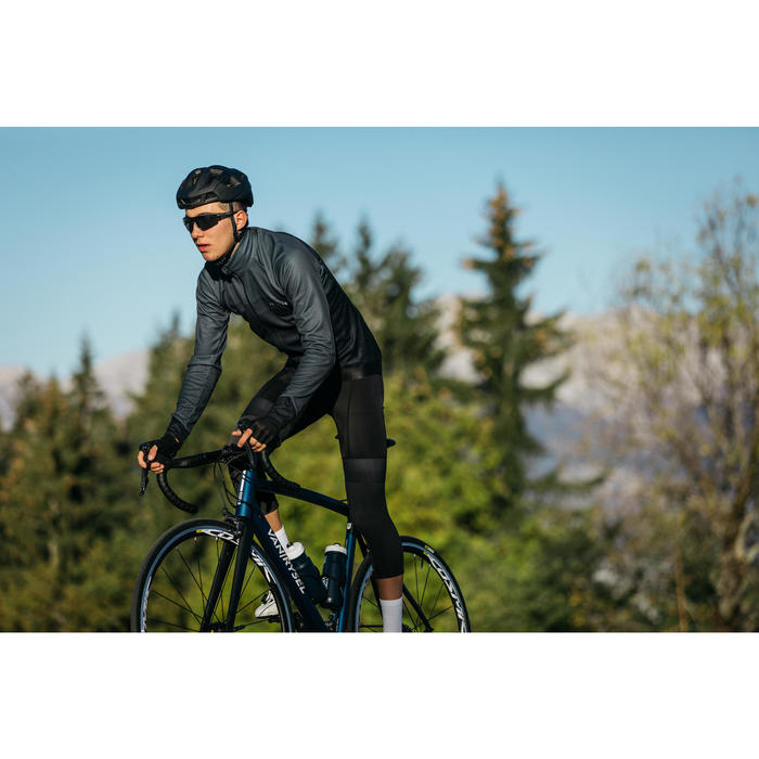 RR 900 Long Sleeve Cycling Jersey - Black