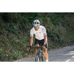 Fahrrad-Helm Rennrad RR 900 silber