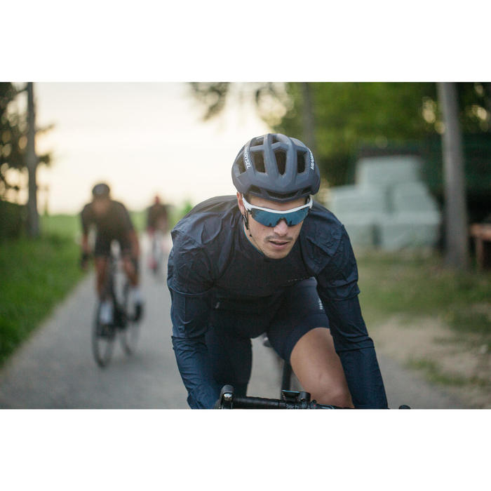 Racer Cycling Helmet - Blue