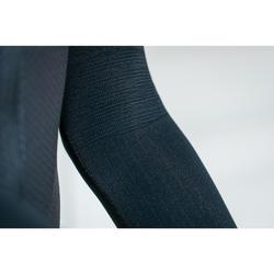 Set voorgevormde armstukken fris weer zwart 900 serie