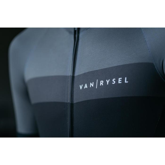 COMBINAISON VELO ROUTE VAN RYSEL RACER NOIR