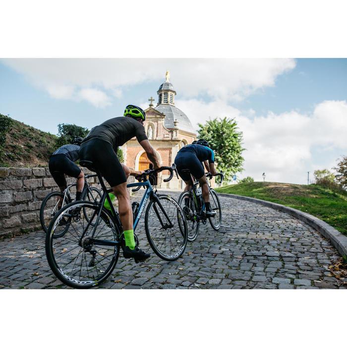 Fahrradschuhe Rennrad RR 900 schwarz