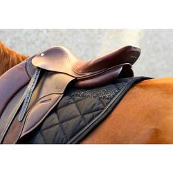 Mantilla equitación caballo y poni 580 negro
