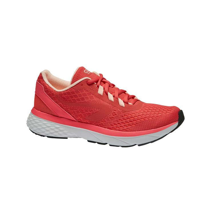 Joggingschoenen voor dames Run Support koraalrood