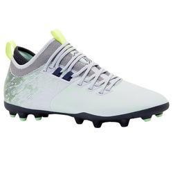 成人款多用途乾地中筒足球鞋Agility 900 MG-藍色/橘色