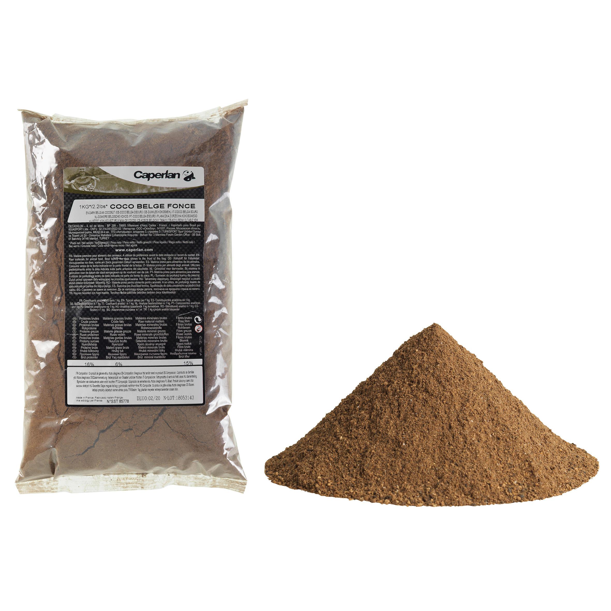 Făină Cocos Belgian 1kg