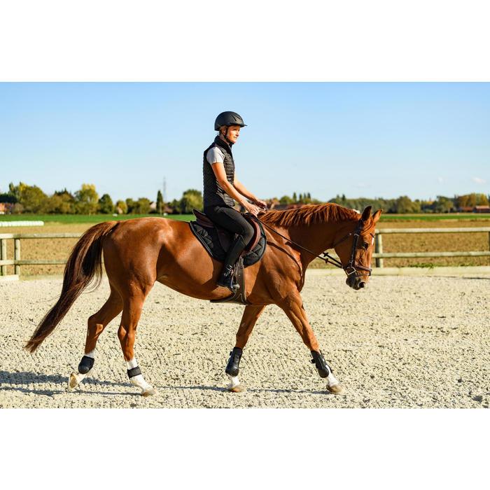 Schabracke 580 Pony/Pferd schwarz