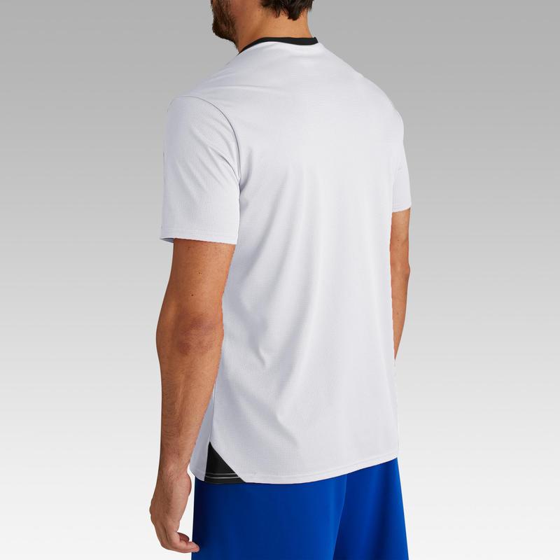 Adult Football Shirt F100 - White
