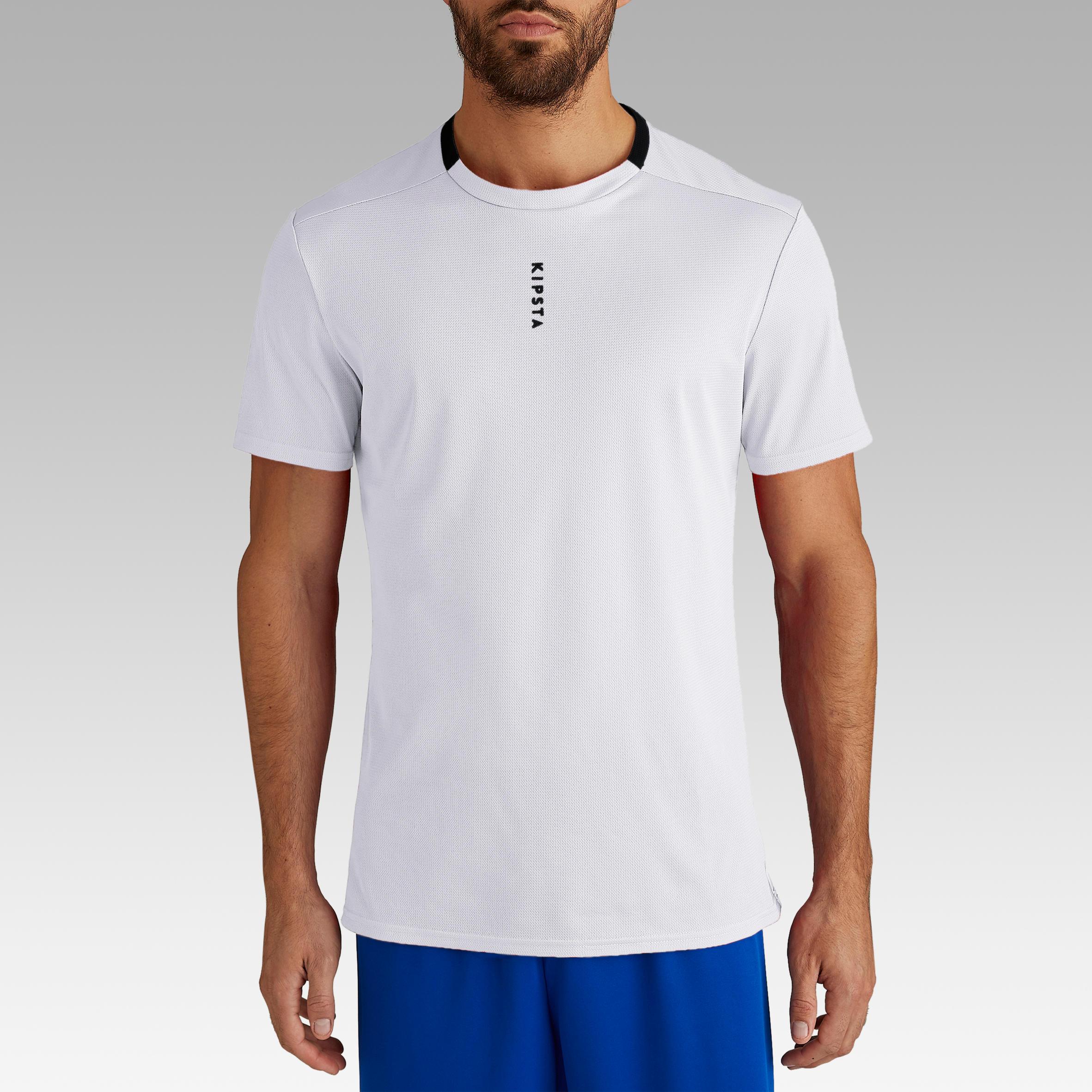 Tricou Fotbal F100 Adulți