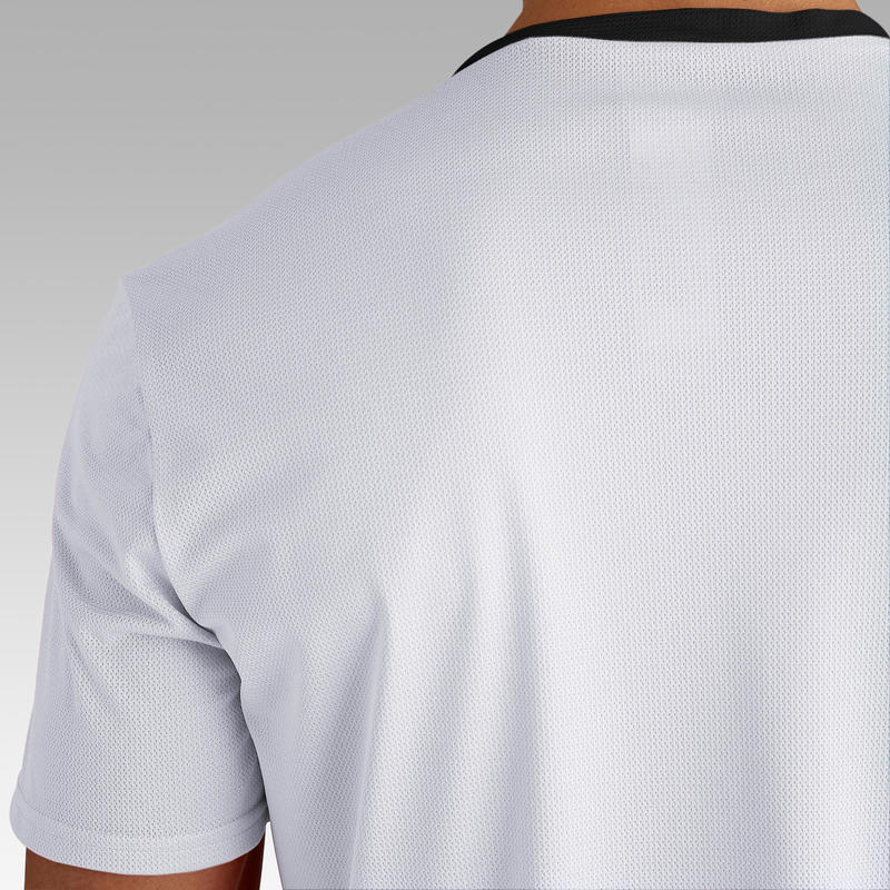 Adult Football Eco-Design Shirt F100 - White