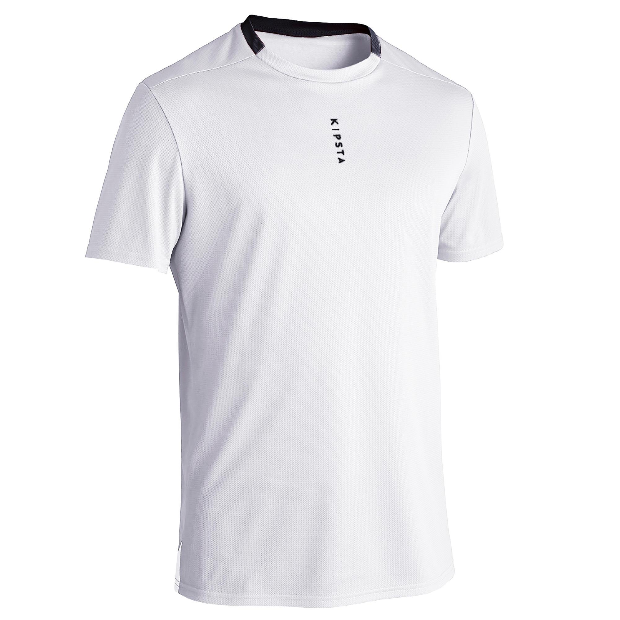 F100 Adult Soccer Shirt White