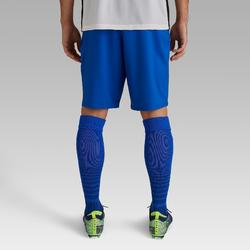 F500 Adult Football Shorts - Blue