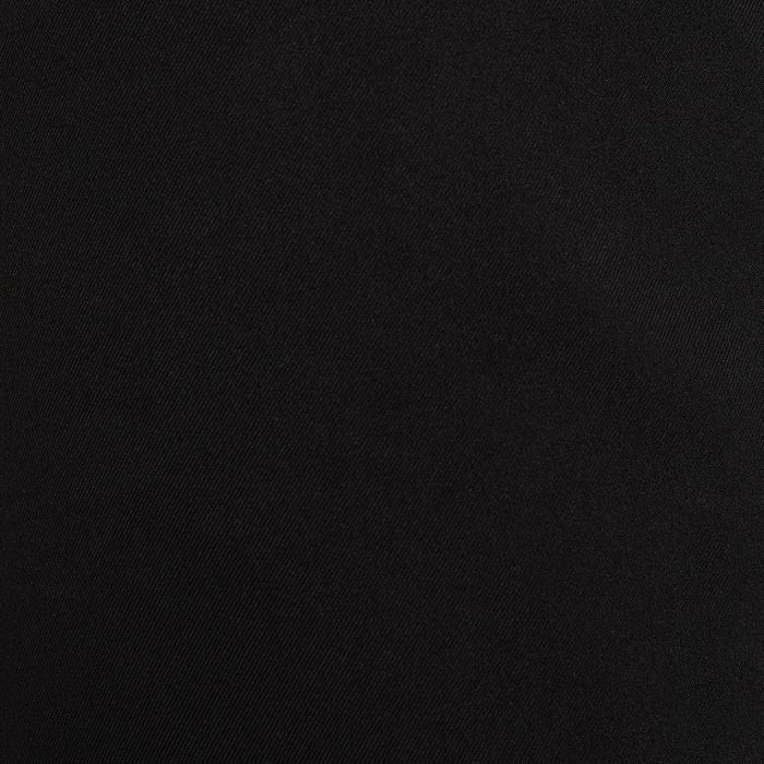 Short de football adulte F500 noir