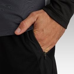 Lange short voor volwassenen T500 koolzwart