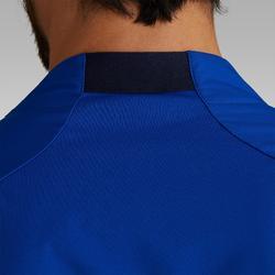Regenjacke Trainingsjacke T500 Erwachsene blau