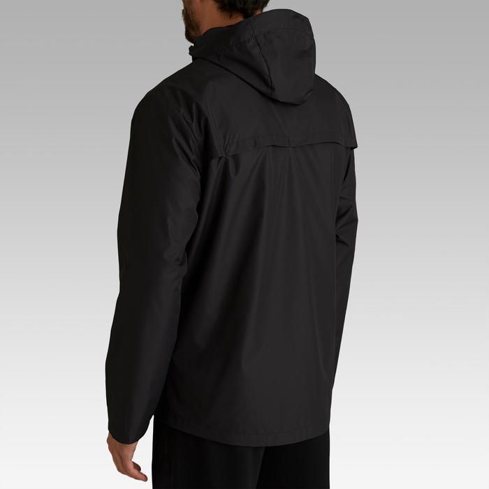 Regenjas T100 zwart