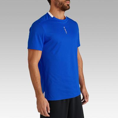 F100 Adult Football Shirt - Blue