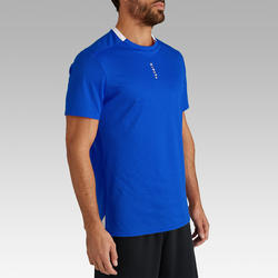 F100 Adult Soccer Shirt - Blue