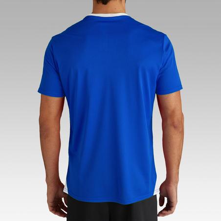 F100 Kaus Sepak Bola Dewasa - Biru