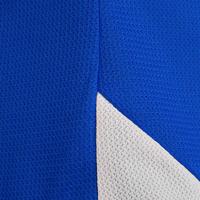 Maillot de football adulte F100 Bleu