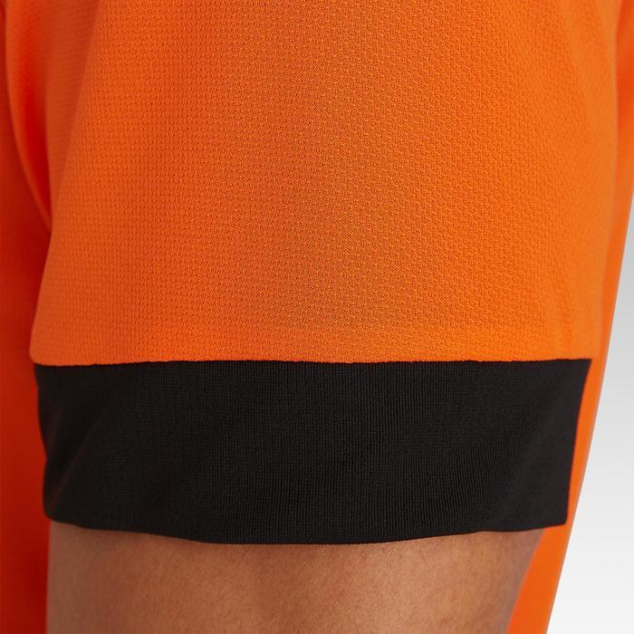 Voetbalshirt voor volwassenen F500 oranje