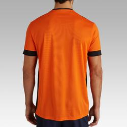 F500 Adult Football Shirt - Orange