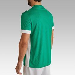 Fußballtrikot F500 Erwachsene grün