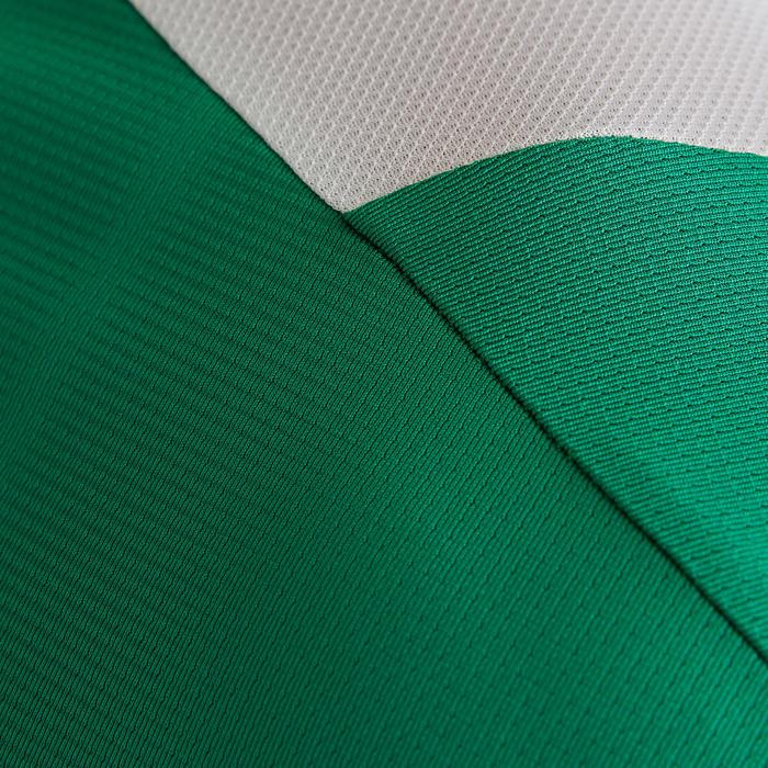 成人款足球球衣F500-綠色