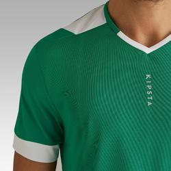 F500 Adult Football Shirt - Green