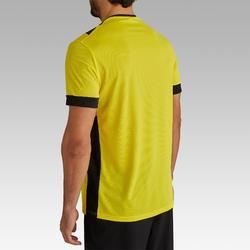 Fußballtrikot F500 Erwachsene gelb