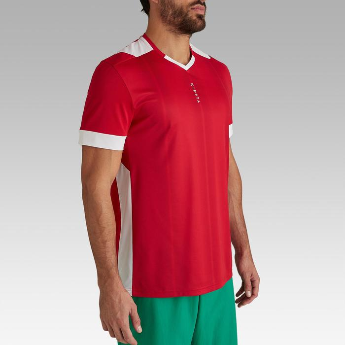 Kipsta F500 Adult Football Shirt Red