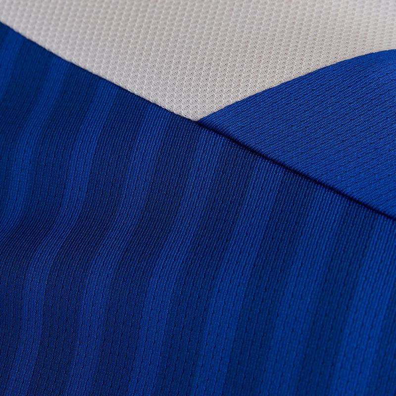 Áo jersey đá bóng F500 cho Người lớn - Xanh dương
