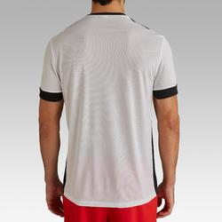 Maillot de football adulte F500 blanc