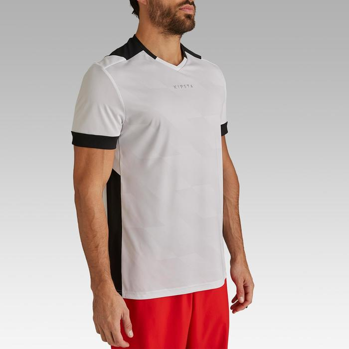 Voetbalshirt voor volwassenen F500 wit