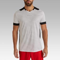 Camiseta de Fútbol adulto Kipsta F500 Blanco