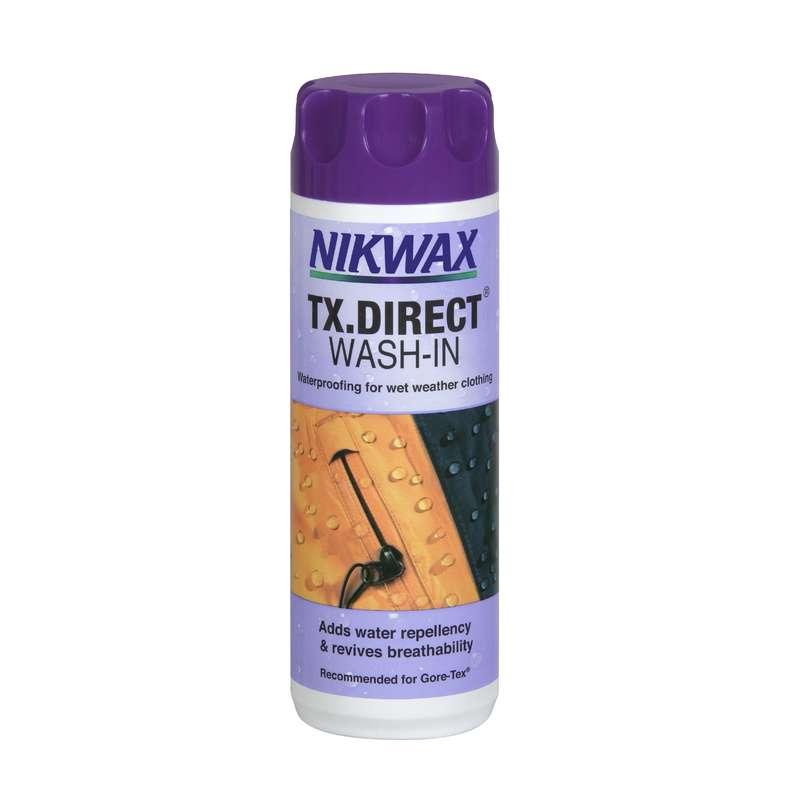 GAITERS, LACE, WATERPROOF, SHOES ACC. MT Trekking - TX.Direct® Wash-in 300ml NIKWAX - Trekking