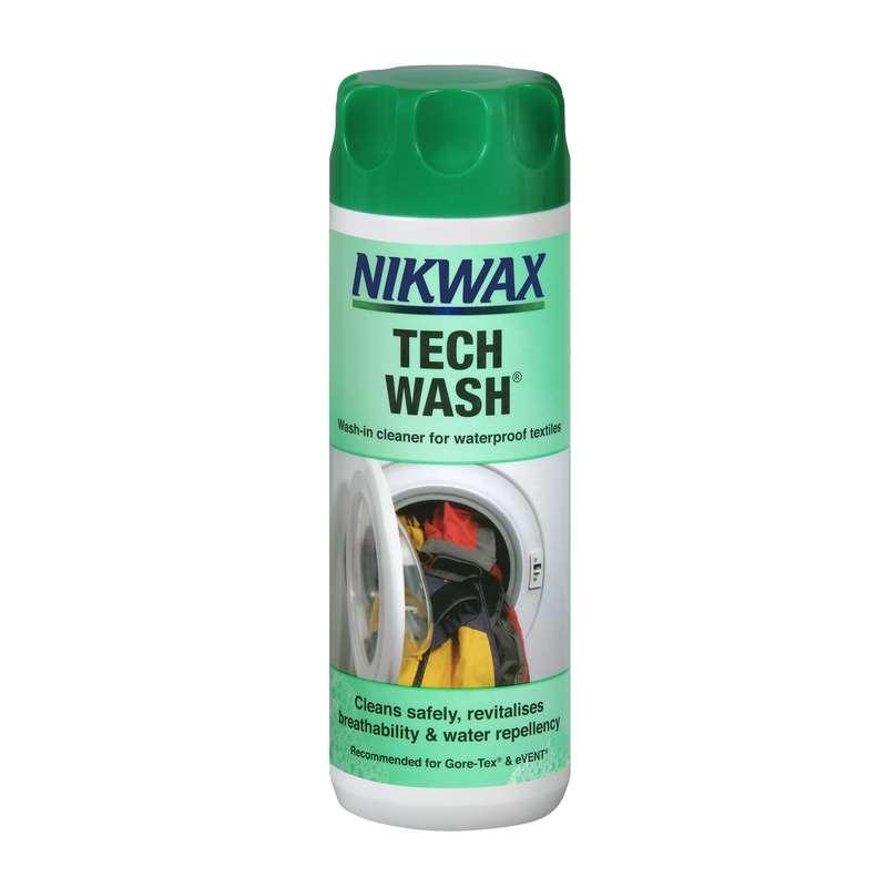 GAITERS, LACE, WATERPROOF, SHOES ACC. MT Trekking - Tech Wash® 300ml NIKWAX - Trekking