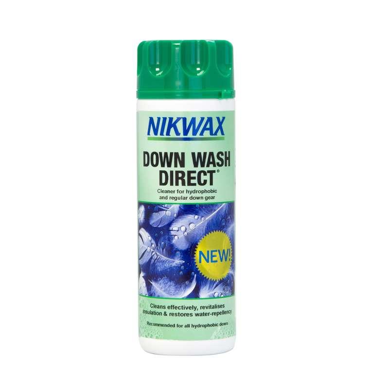 GAITERS, LACE, WATERPROOF, SHOES ACC. MT Trekking - Down Wash Direct 300ml NIKWAX - Trekking