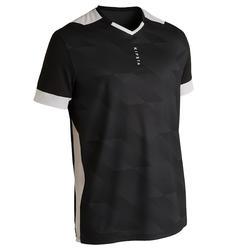 Men's Football Jersey F500 - Black